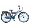 Fun Jet blauw-grijs 22 Inch