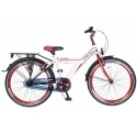 Fun Jet wit-rood 22 Inch
